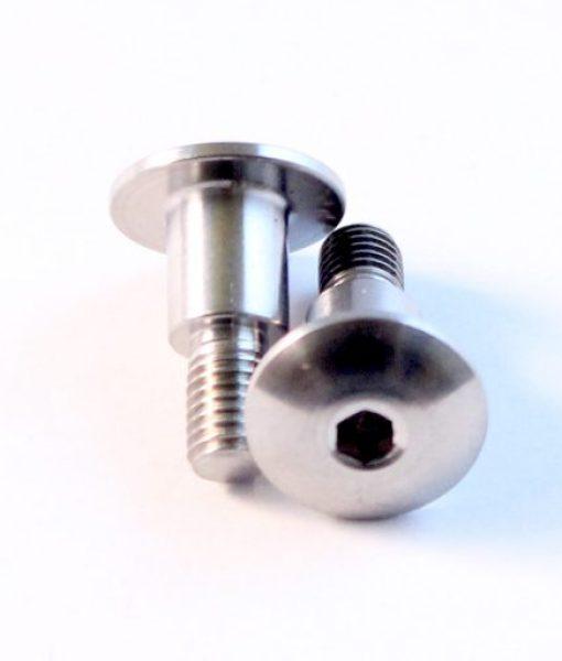 titanium 09139-05044 fairing bolt
