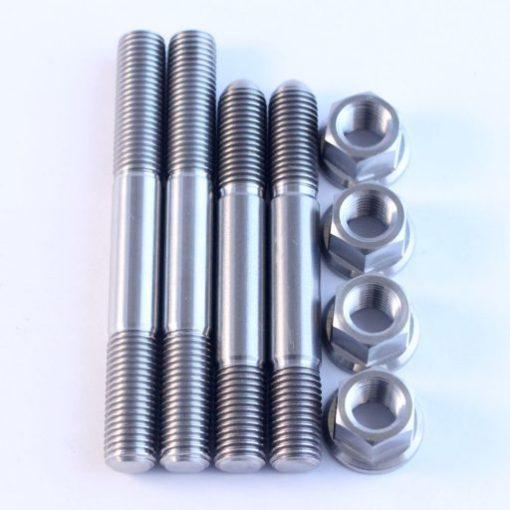 CR500 titanium base studs