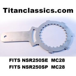 MC28 clutch holding tool