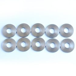 M6 x 18mm wide Titanium washer