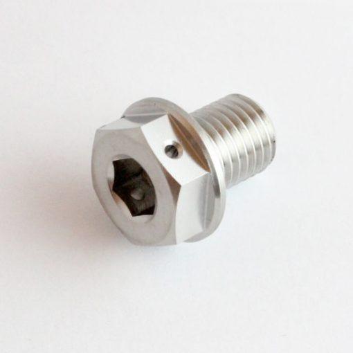 M12 TiTANIUM oil plug