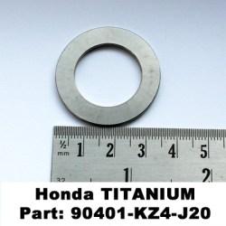 titanium 90401-KZ4-J20