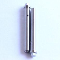 59141-44B01 Titanium pad pins