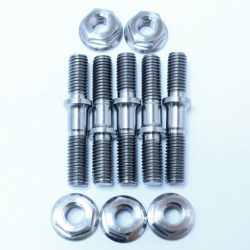 TITANIUM cr125 stud set