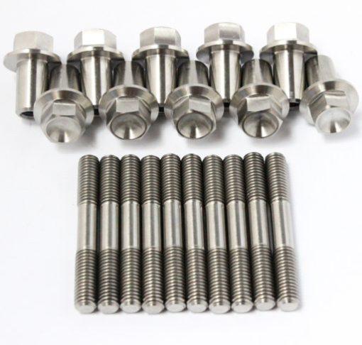 rd350 TITANIUM full bolt set