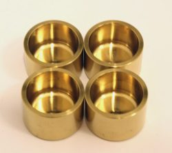tzr titanium pots