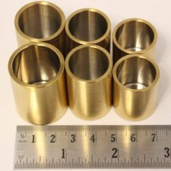 Blackbird TITANIUM front piston set
