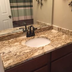 Small Kitchen Ideas Pictures Rubber Floor Mats Fantasy Platinum Granite Bathroom - Titan St ...