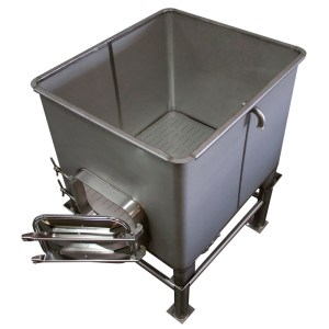 Stainless Open Top Tank