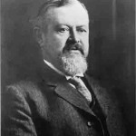Charles Melville Hays President of Grand Trunk Railway
