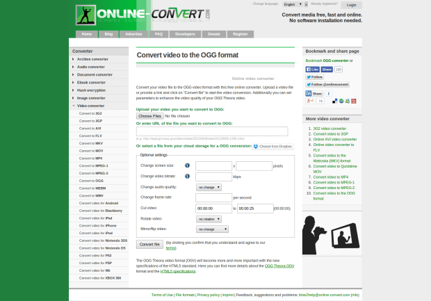 Video conversion functionality provided by video.online-convert.com/convert-to-ogg.