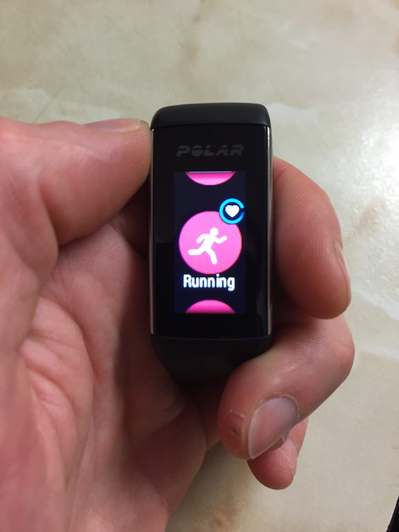 TitaniumGeek IMG 8713 Polar A370 Review   24x7 Optical Heart and Sleep tracking Cycling Gear Reviews Heart Rate Monitors Running  Polar Optical Heart Rate activity tracker   Image of IMG 8713