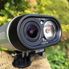 Fly12 Review – Action Camera and Bike Light Combo!