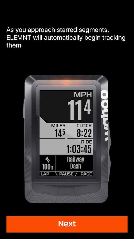 TitaniumGeek IMG 2025 1 Wahoo Elemnt Bolt GPS Review   An Aerodynamically focused GPS! Cycling Cycling Computers and GPS Units Gear Reviews  Wahoo GPS cycling   Image of IMG 2025 1