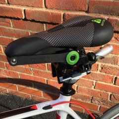 TitaniumGeek IMG 3619 HipLok Original v1.5   Protecting your frame and your ride Cycling Gear Reviews  security lock HipLok cycling Cordura Bike   Image of IMG 3619