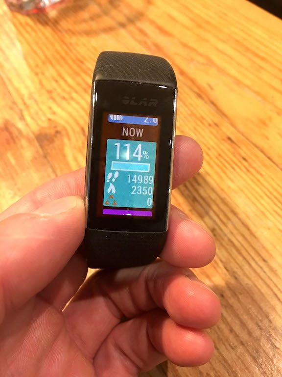 TitaniumGeek IMG 1715 copy Polar A370 Review   24x7 Optical Heart and Sleep tracking Cycling Gear Reviews Heart Rate Monitors Running  Polar Optical Heart Rate activity tracker   Image of IMG 1715 copy