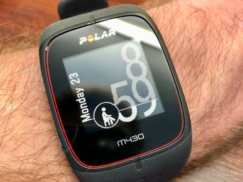 TitaniumGeek IMG 5274 Polar M600 Android Wear GPS Smart Watch Review Gear Reviews Heart Rate Monitors Running  training smart watch running watch running Polar M600 Polar Flow Polar optical HRM Optical Heart Rate M600 Android Wear   Image of IMG 5274