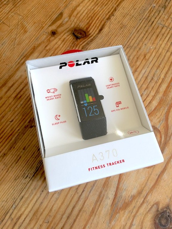 TitaniumGeek IMG 9575 Polar A370 Review   24x7 Optical Heart and Sleep tracking Cycling Gear Reviews Heart Rate Monitors Running  Polar Optical Heart Rate activity tracker   Image of IMG 9575