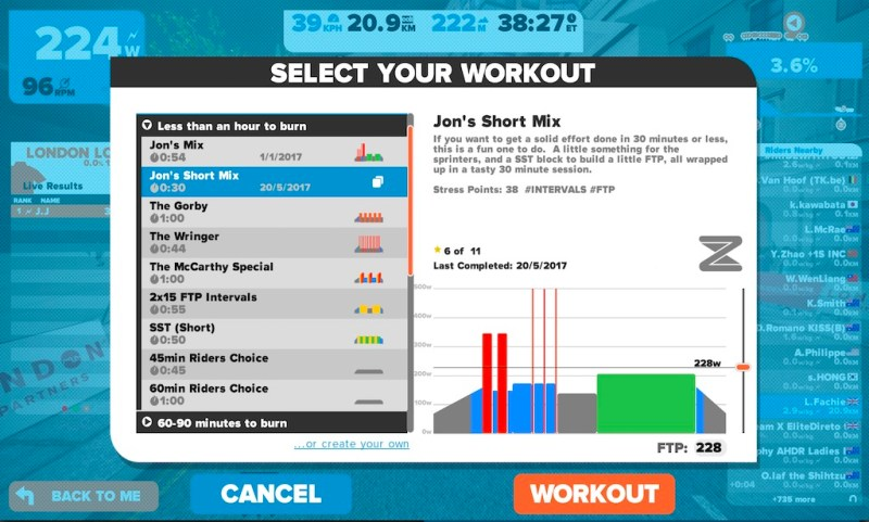 TitaniumGeek Screen Shot 2017 08 15 at 09.51.34 Favero ASSIOMA Power Meter Pedal Review | Zwift Gear Test Cycling Gear Reviews Power Meters Zwift  Zwift Gear Test Zwift power meter pedal power meter pedal favero cycling   Image of Screen Shot 2017 08 15 at 09.51.34