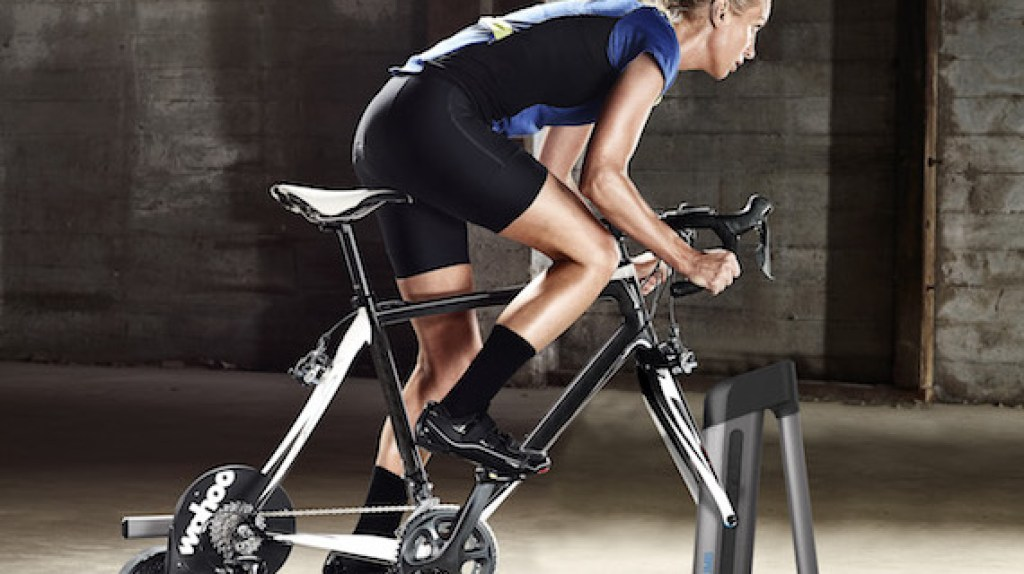 TitaniumGeek Wahoo KICKR CLIMB Zwift Wahoo KICKR Climb   Indoor Cycling Grade Simulator PREVIEW Cycling Gear Reviews Zwift  Zwift Wahoo KICKR Wahoo KICKR indoor cycling   Image of Wahoo KICKR CLIMB Zwift