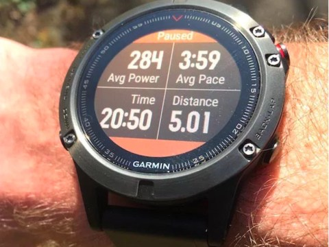 TitaniumGeek Screen Shot 2018 01 08 at 14.02.29 Garmin Running Dynamics Pod Review Gear Reviews Power Meters Running  Stryd running dynamics running pwoermeter Power garmin   Image of Screen Shot 2018 01 08 at 14.02.29