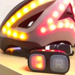 Lumos Smart Helmet Review – Brakes, Indicators and Lights!