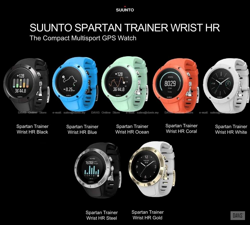 TitaniumGeek suunto spartan trainer wrist hr gps watch authorised dealer genuine davis 1710 31 DAVIS@1 Suunto Spartan Trainer Wrist HR Review   Third Time Lucky? Gear Reviews Heart Rate Monitors Running  Triathlon swimming Suunto running Optical Heart Rate Multi sport watch HRM cycling   Image of suunto spartan trainer wrist hr gps watch authorised dealer genuine davis 1710 31 DAVIS@1