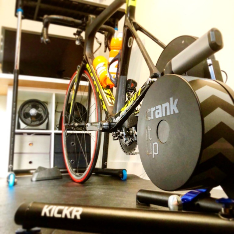TitaniumGeek IMG 2682 Tacx Neo vs Wahoo KICKR 2017   Zwift Turbotrainer Wars!! Cycling Gear Reviews Zwift  Zwift Wahoo KICKR Wahoo TacX Neo Tacx indoor cycling   Image of IMG 2682