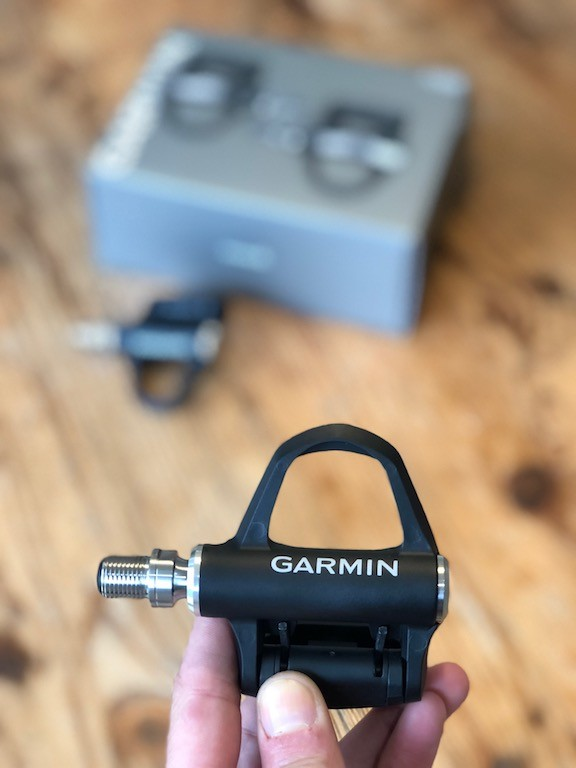 TitaniumGeek IMG 6947 2 Garmin Vector 3 Power Meter Pedal Review   Zwift Gear Test Cycling Gear Reviews Power Meters  Zwift Gear Test Zwift Vector powermeter pedal garmin cyclig   Image of IMG 6947 2