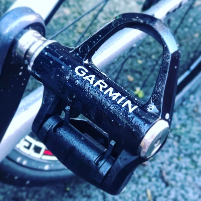 TitaniumGeek IMG 8289 Garmin Vector 3 Power Meter Pedal Review   Zwift Gear Test Cycling Gear Reviews Power Meters  Zwift Gear Test Zwift Vector powermeter pedal garmin cyclig   Image of IMG 8289