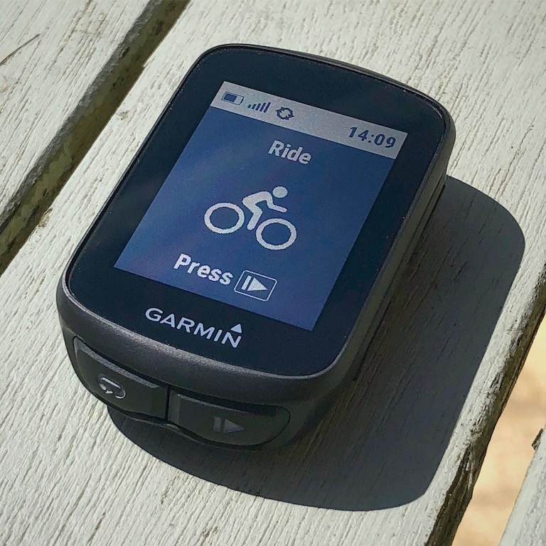 67993efd3db TitaniumGeek IMG 4632 Garmin Edge 130 GPS Review Small & MIGHTY! Cycling  Cycling Computers and