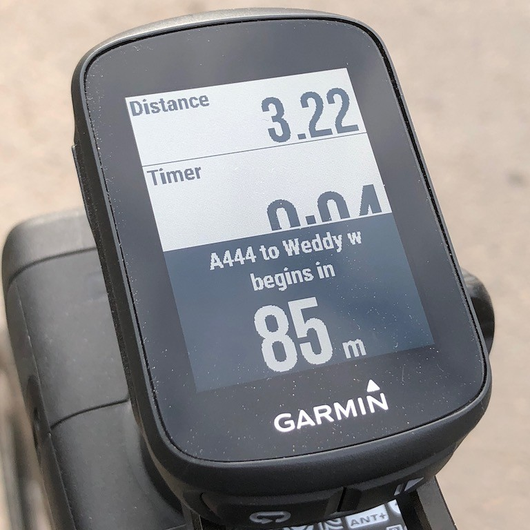 TitaniumGeek IMG_5099 Garmin Edge 130 GPS Review - Small & MIGHTY!