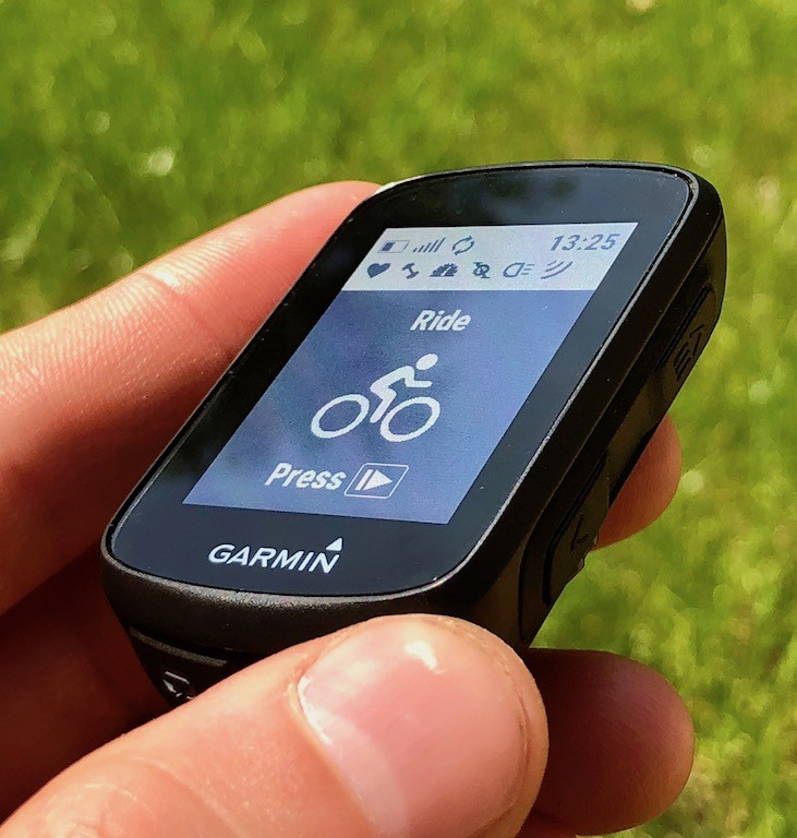 TitaniumGeek IMG_5858 Garmin Edge 130 GPS Review - Small & MIGHTY!