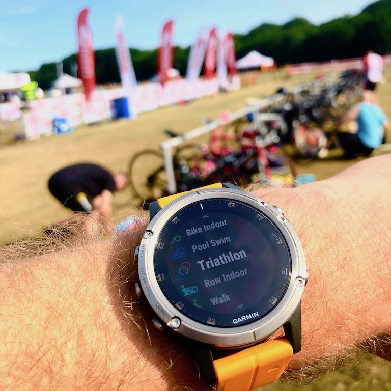 TitaniumGeek IMG 0040 Garmin Fenix 5 Plus Review: When More Can Mean Less Cycling Gear Reviews Heart Rate Monitors Running  Triathlon smart watch running Optical Heart Rate garmin Fenix cycling   Image of IMG 0040