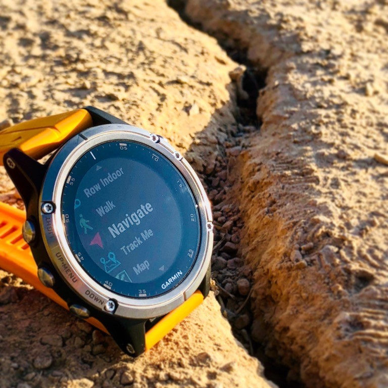 TitaniumGeek IMG 0088 Garmin Fenix 5 Plus Review: When More Can Mean Less Cycling Gear Reviews Heart Rate Monitors Running  Triathlon smart watch running Optical Heart Rate garmin Fenix cycling   Image of IMG 0088
