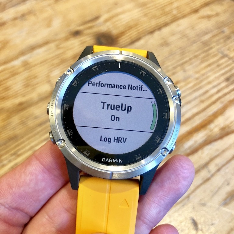 TitaniumGeek IMG 0142 2 Garmin Fenix 5 Plus Review: When More Can Mean Less Cycling Gear Reviews Heart Rate Monitors Running  Triathlon smart watch running Optical Heart Rate garmin Fenix cycling   Image of IMG 0142 2