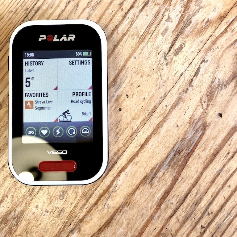 TitaniumGeek IMG_0280-2 Polar V650 2018 Cycling Computer Review Polar GPS cycling