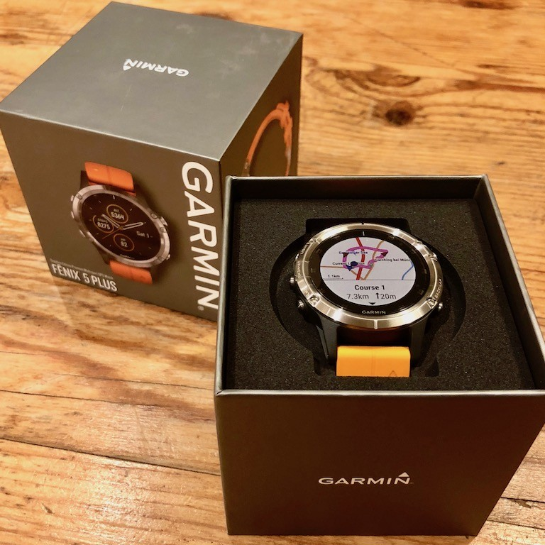 TitaniumGeek IMG 9828 Garmin Fenix 5 Plus Review: When More Can Mean Less Cycling Gear Reviews Heart Rate Monitors Running  Triathlon smart watch running Optical Heart Rate garmin Fenix cycling   Image of IMG 9828