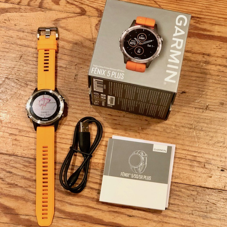 TitaniumGeek IMG 9830 Garmin Fenix 5 Plus Review: When More Can Mean Less Cycling Gear Reviews Heart Rate Monitors Running  Triathlon smart watch running Optical Heart Rate garmin Fenix cycling   Image of IMG 9830