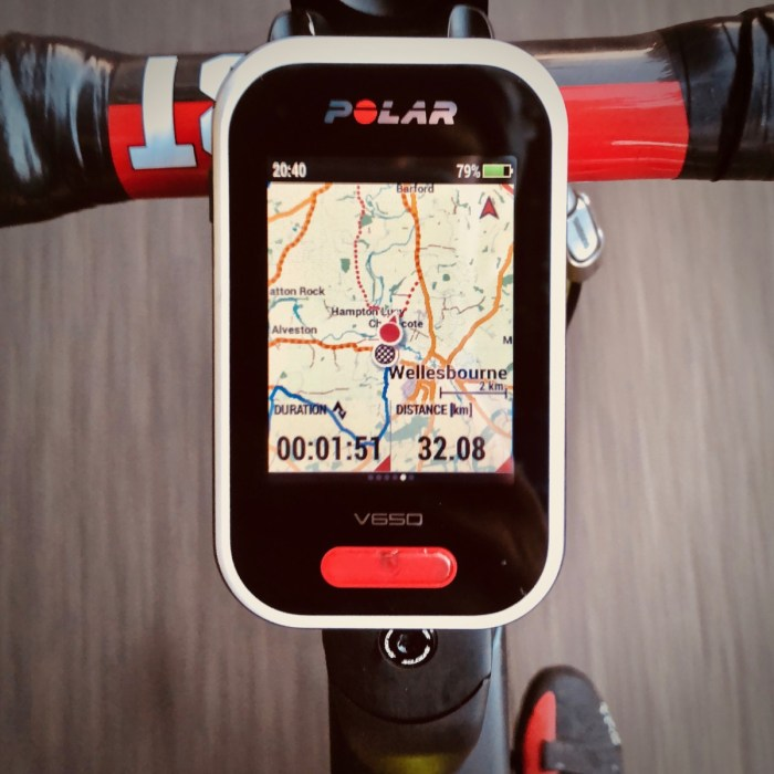 TitaniumGeek img_8282 Polar V650 2018 Cycling Computer Review Polar GPS cycling