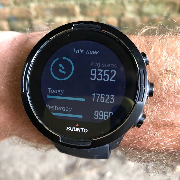 TitaniumGeek IMG 0092 2 2 Suunto 9 Multisport GPS Watch Review   Biggest Battery Wins! Cycling Gear Reviews Heart Rate Monitors Running Sports Watches  watch Suunto running optical HRM multisport HRM GPS   Image of IMG 0092 2 2