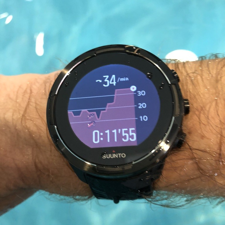TitaniumGeek IMG 0152 Suunto 9 Multisport GPS Watch Review   Biggest Battery Wins! Cycling Gear Reviews Heart Rate Monitors Running Sports Watches  watch Suunto running optical HRM multisport HRM GPS   Image of IMG 0152