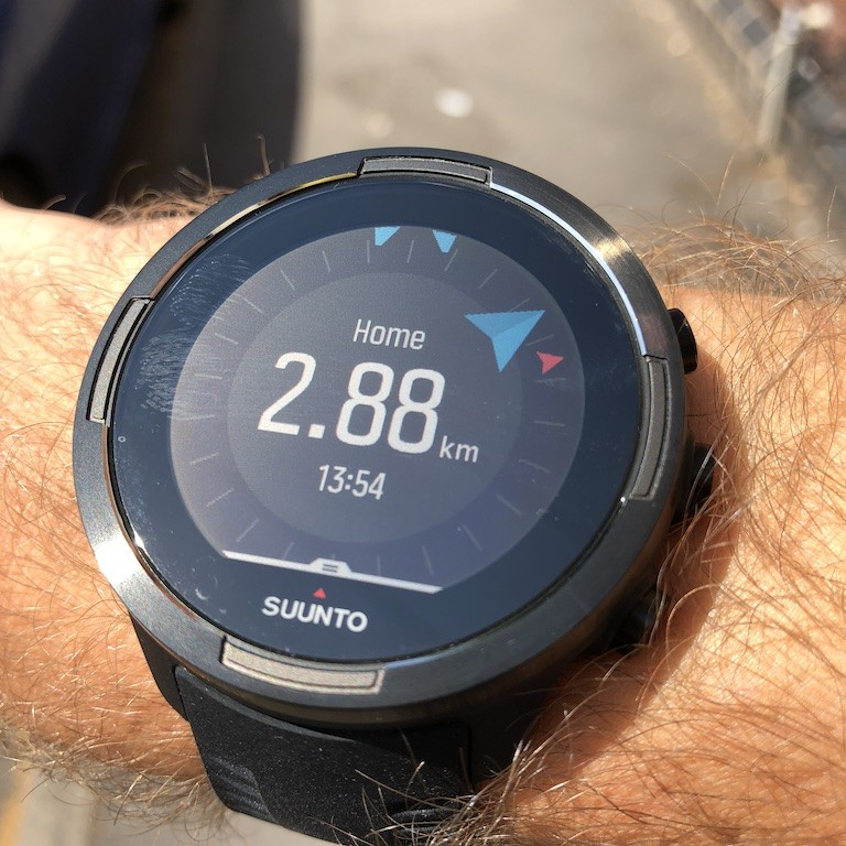 TitaniumGeek IMG 0224 Suunto 9 Multisport GPS Watch Review   Biggest Battery Wins! Cycling Gear Reviews Heart Rate Monitors Running Sports Watches  watch Suunto running optical HRM multisport HRM GPS   Image of IMG 0224