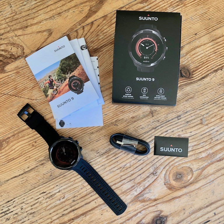 TitaniumGeek IMG 0508 Suunto 9 Multisport GPS Watch Review   Biggest Battery Wins! Cycling Gear Reviews Heart Rate Monitors Running Sports Watches  watch Suunto running optical HRM multisport HRM GPS   Image of IMG 0508
