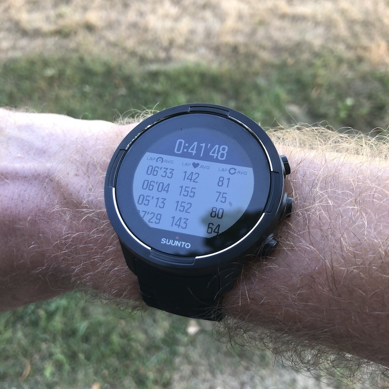 TitaniumGeek IMG 0570 Suunto 9 Multisport GPS Watch Review   Biggest Battery Wins! Cycling Gear Reviews Heart Rate Monitors Running Sports Watches  watch Suunto running optical HRM multisport HRM GPS   Image of IMG 0570