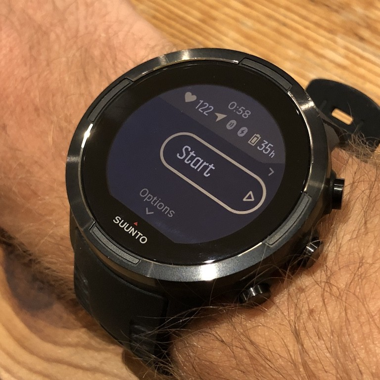 TitaniumGeek IMG 1025 Suunto 9 Multisport GPS Watch Review   Biggest Battery Wins! Cycling Gear Reviews Heart Rate Monitors Running Sports Watches  watch Suunto running optical HRM multisport HRM GPS   Image of IMG 1025