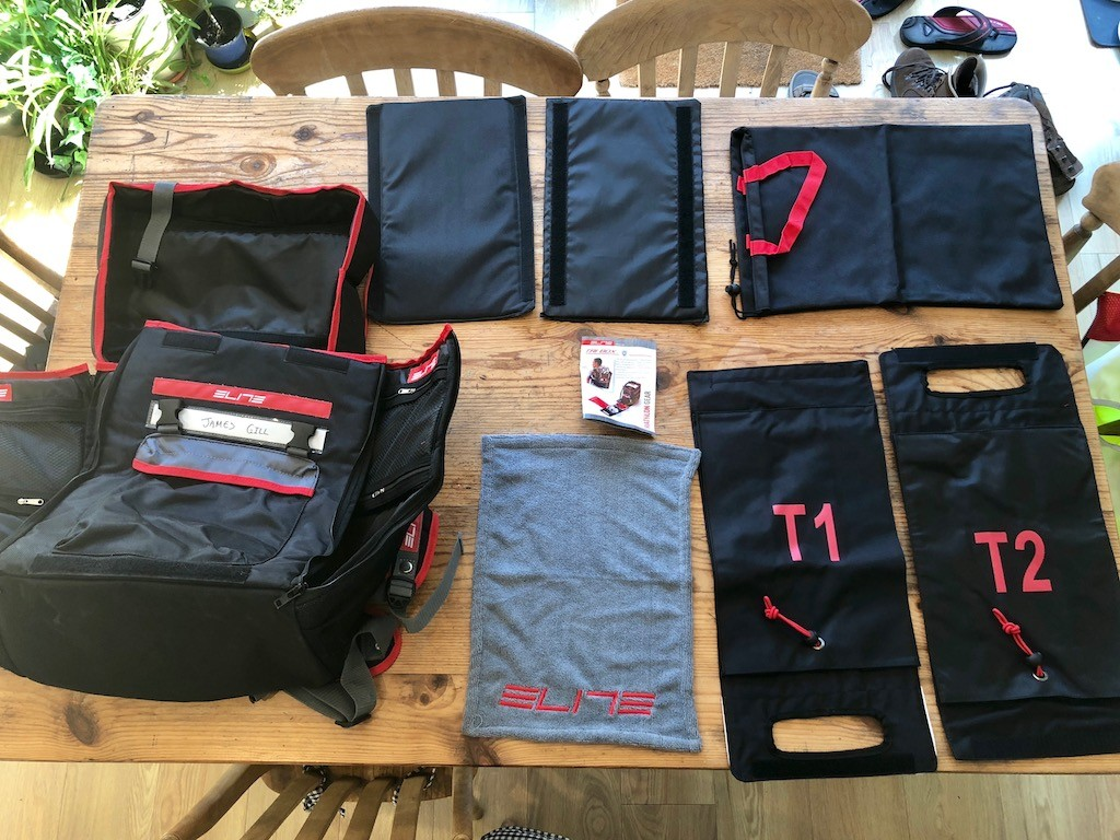 TitaniumGeek IMG 9859 2 Elite Tri Box Review   One Bag to Hold It All! Gear Reviews Running Sports Articles Triathlon  Triathlon swimming running racing equipment elite cycling   Image of IMG 9859 2