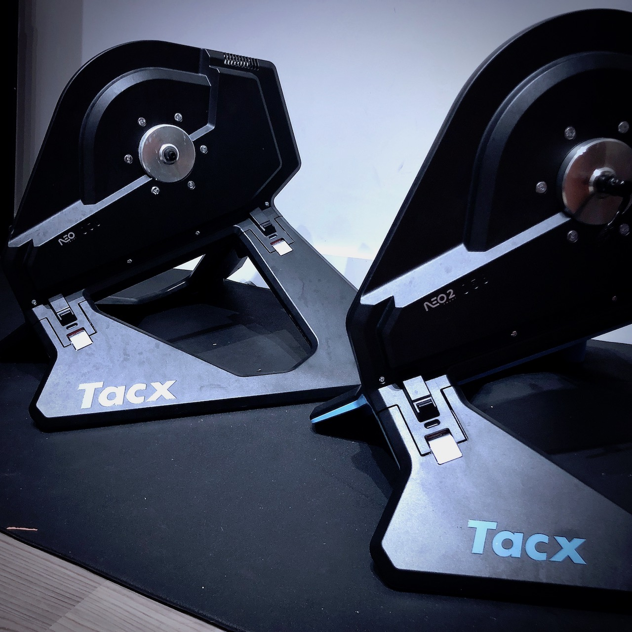 TitaniumGeek IMG 6118 Tacx NEO 2 Review | ZWIFT GEAR TEST Cycling Gear Reviews Smart Trainers Zwift  Zwift tacx neo 2 cycling   Image of IMG 6118