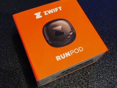 TitaniumGeek IMG 6675 2 Zwift Running iOS Review   Your treadmill just got upgraded!   TitaniumGeek Gear Reviews Running Zwift  zwift running Zwift iOS Zwift treadmill running iphone ios footpod foot pod cadence bluetooth   Image of IMG 6675 2