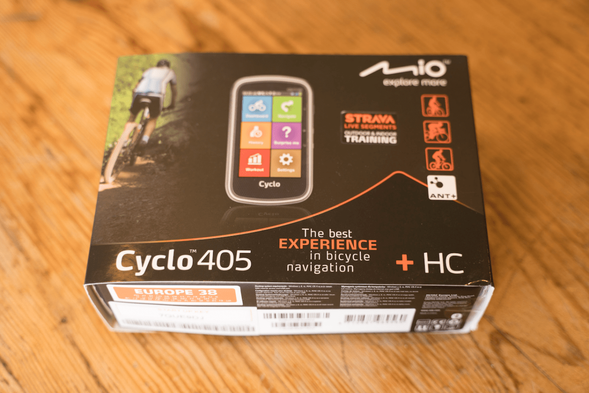 TitaniumGeek Screenshot 2019 02 05 at 21.29.35 4 Mio 405 HC Cycling GPS Review   A Overlooked Gem? Cycling Cycling Computers and GPS Units Gear Reviews    Image of Screenshot 2019 02 05 at 21.29.35 4